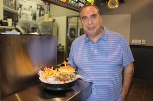 Frank Di Benedetto, Fatburger franchisor for Canada